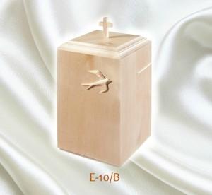 Uurna E-10/B, koivu, luonnonväri