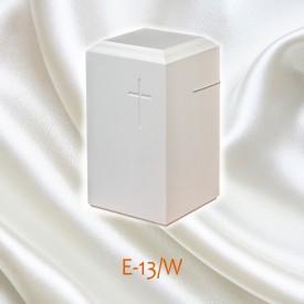 tuhkauurna E-13W